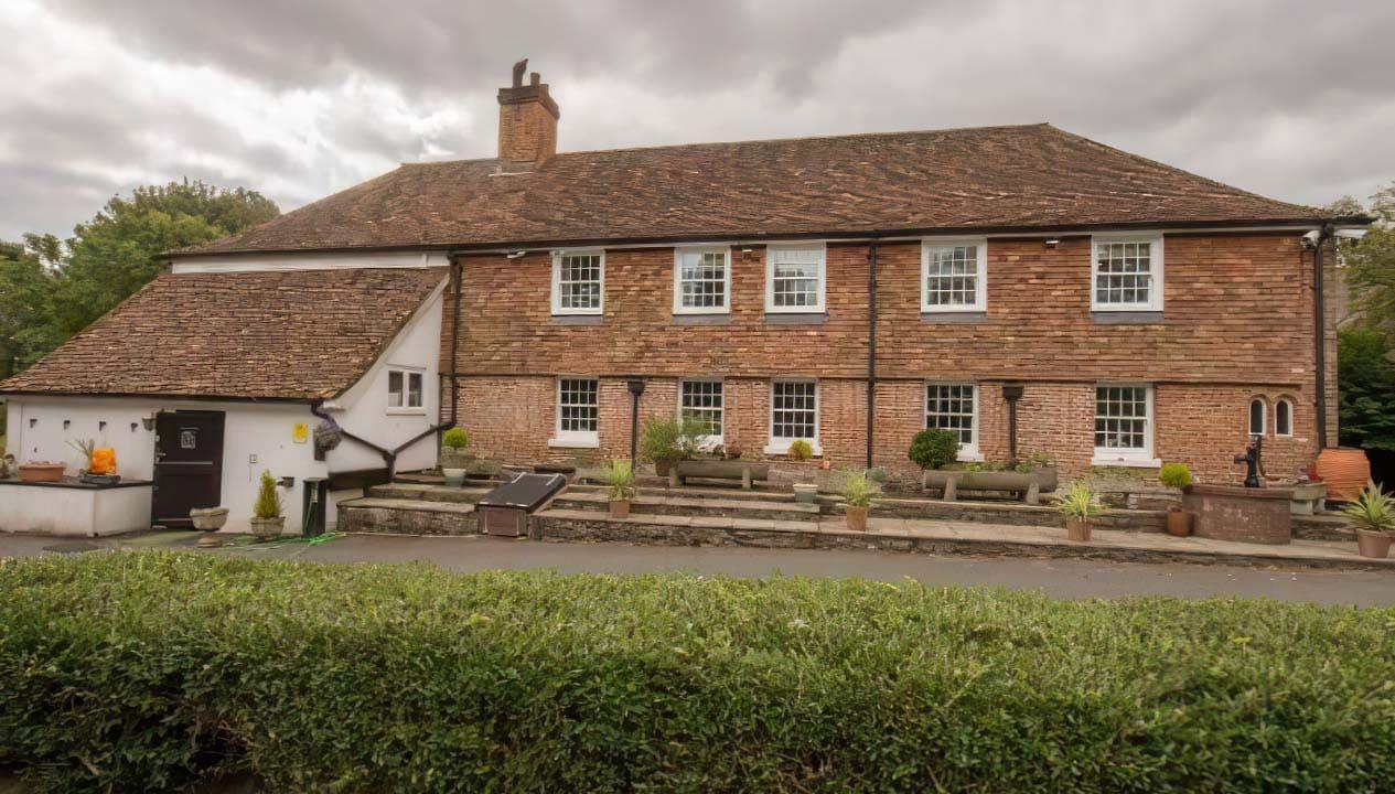Great Everden Manor