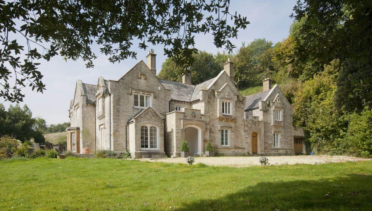 Upwey House