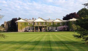 Buckland House, a Party House to Rent in Devon