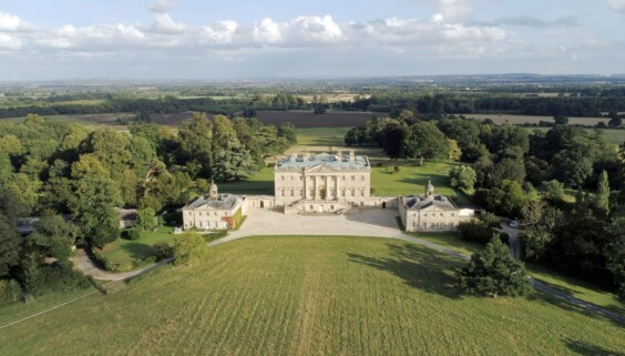 Kirtlington Park, a stately home to rent