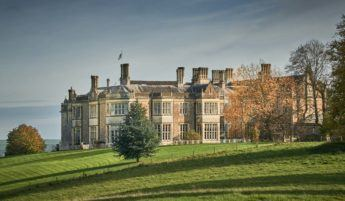 Wiston House, a large wedding house