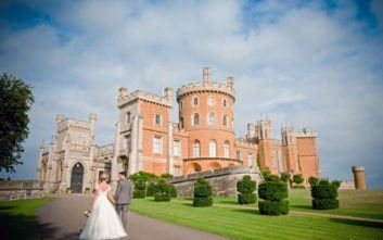 Belvoir Castle, a Stately Home to Rent