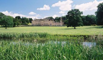 Broughton Hall in North England